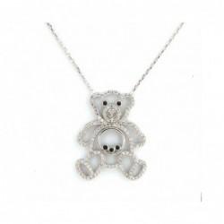 Náhrdelník teddy bear 40001